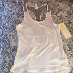 NWT Lucy Activewear Sweet Victory Tank top - S